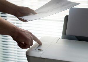 Innovative fax machine